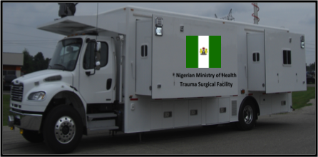 Mobile Trauma Surgical Facility