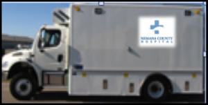Mobile Intensive Care Unit (20')(6M)