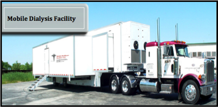 Mobile Dialysis Facility