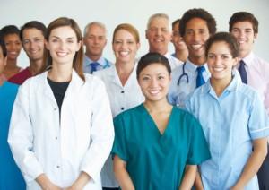 Mobile Hospital Staff