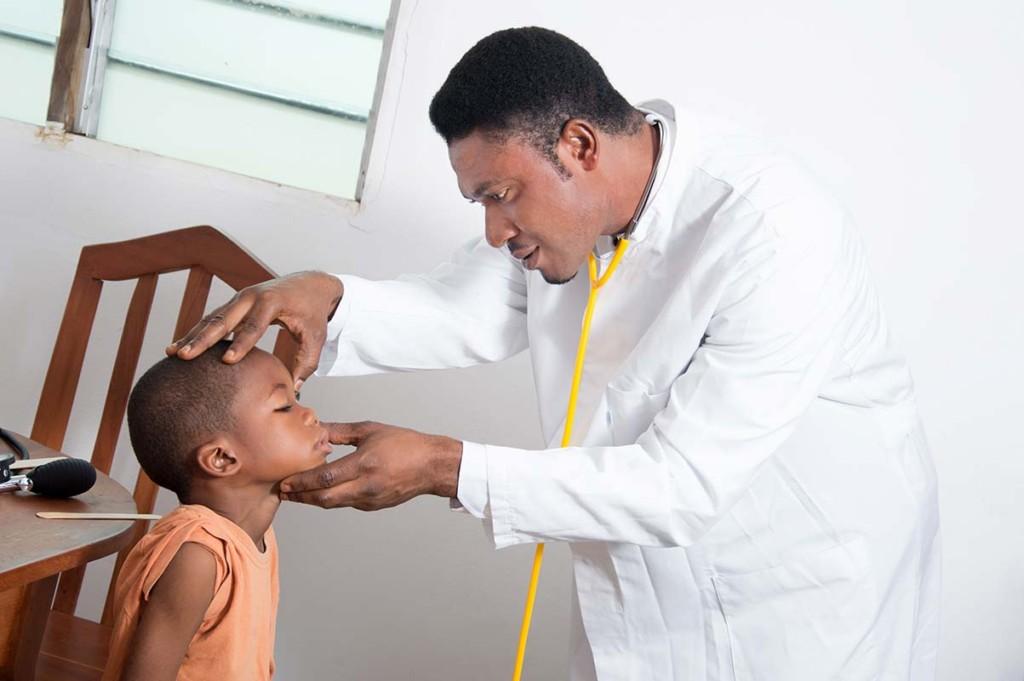 Doctor Examination Inside General Medicine Boat
